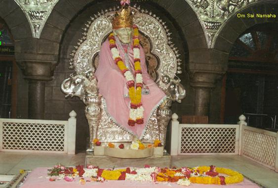 Welcome to Shirdi Sai Baba s