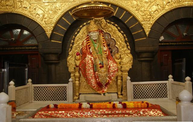 Shirdi SaiBaba Samadhi Mandir Latest Pic